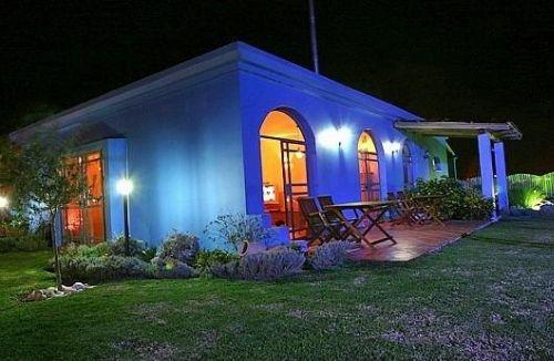 וילה הבית הכחול